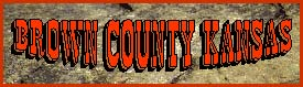[logo: Brown County (by Karren Amaro)]