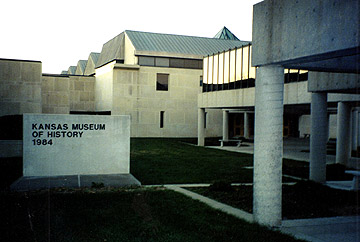 [photo: Kansas Museum of History, George Laughead, c. 2001]